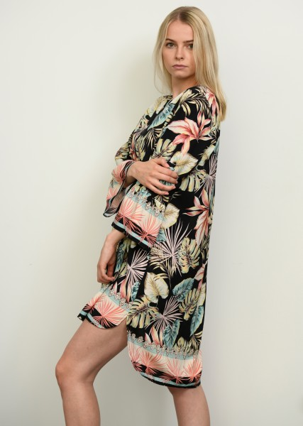luftiges Sommerkleid -bunt