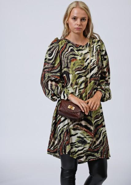 Tunika Kleid khaki