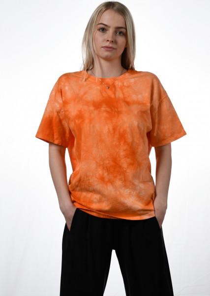 T-Shirt - Batik - orange